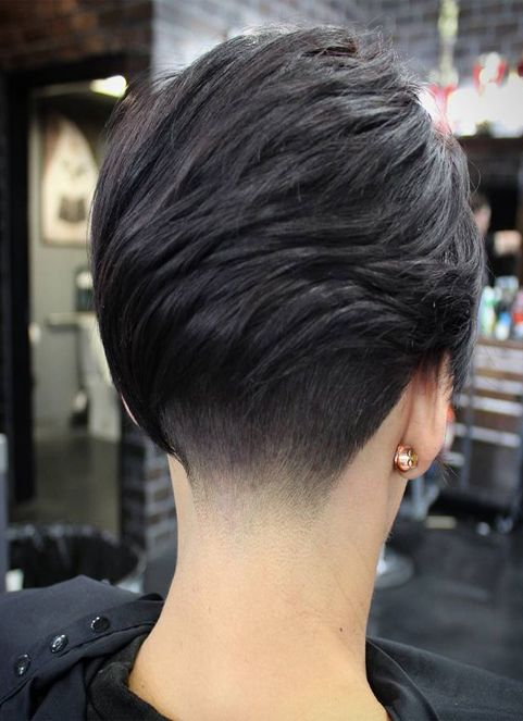 Pure Black Natural Hair Color Ideas For Short Hairstyles 2018 Cleverstyling Hair Styles Short Hair Styles Natural Hair Styles
