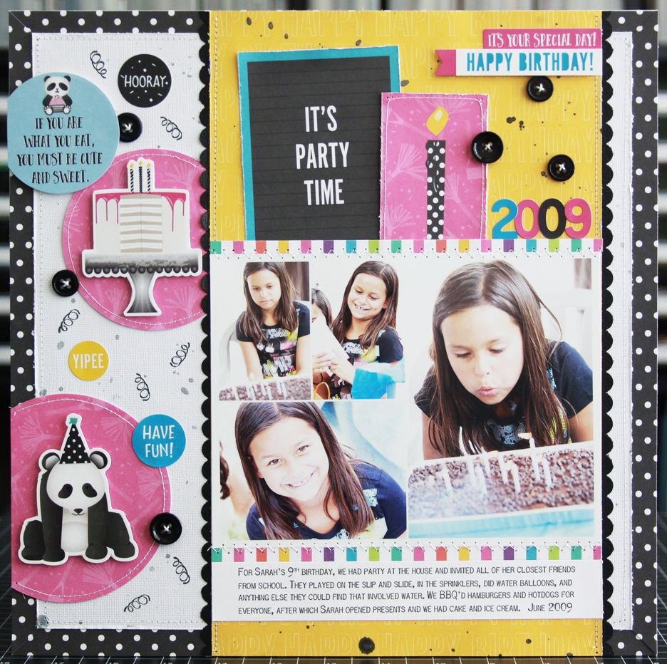 Freebie Friday With Photoplay Paper Scrapbook Paper Design And
