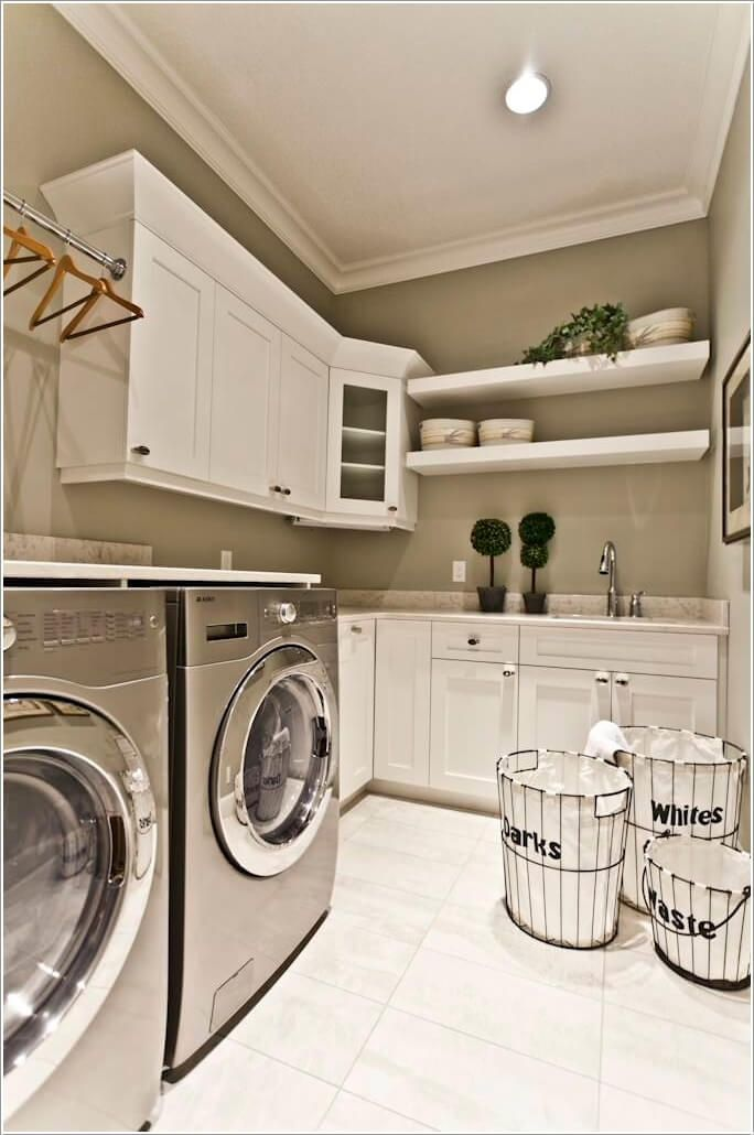 10 Cool Clothes Hamper Ideas For Your Laundry Room 1 Home