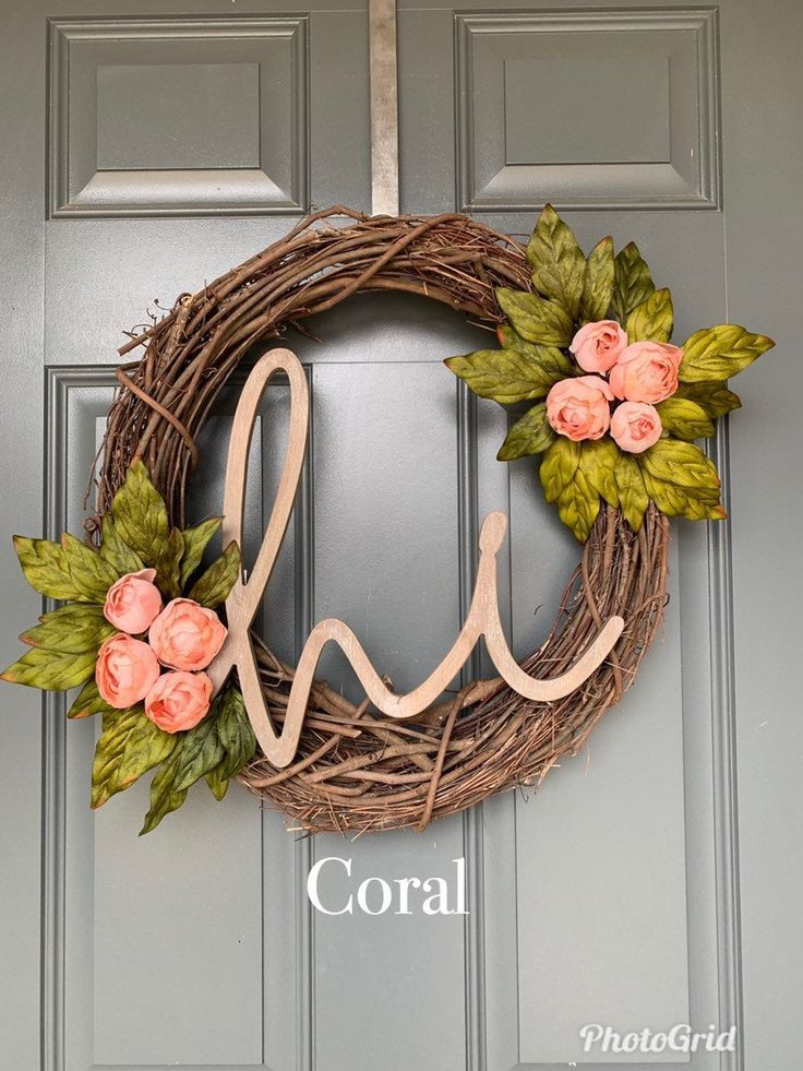 Photo of 06 Fresh and beautiful spring wreath decor ideas – HomeIdeas.co