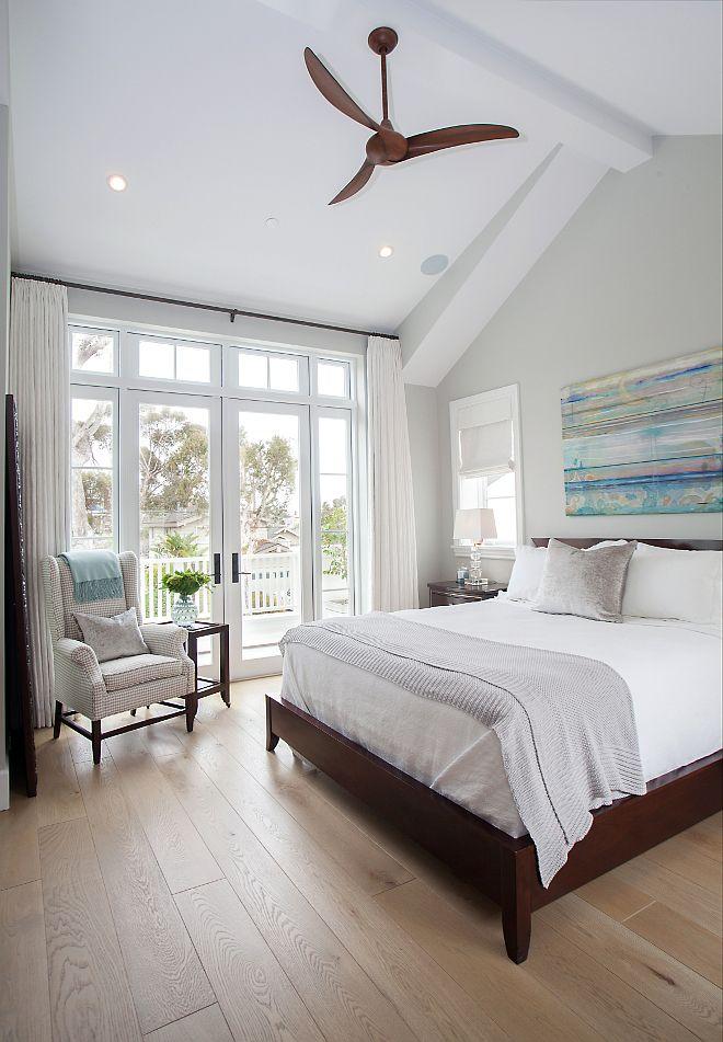 "Best Wall Paint Color Is ""Benjamin Moore Hc 170 Stonington Gray 400 x 300"
