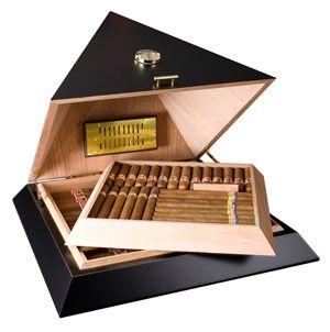 Cave à cigares - Adorini Pyramide Deluxe -
