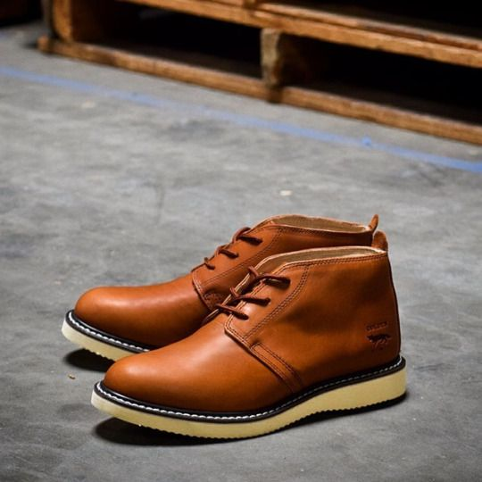 goldenfoxusa | Boots, Chukka boots