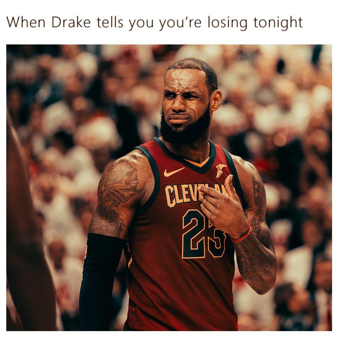 Drake needs to SHUT UP!!! Lebron james, Lebron