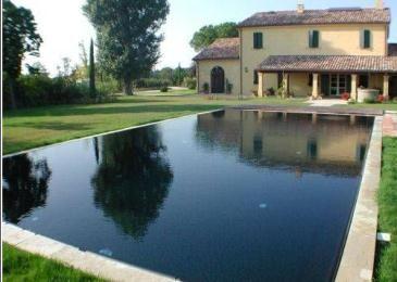 piscine-liner-noir.jpg (365×260)   piscine   Pinterest