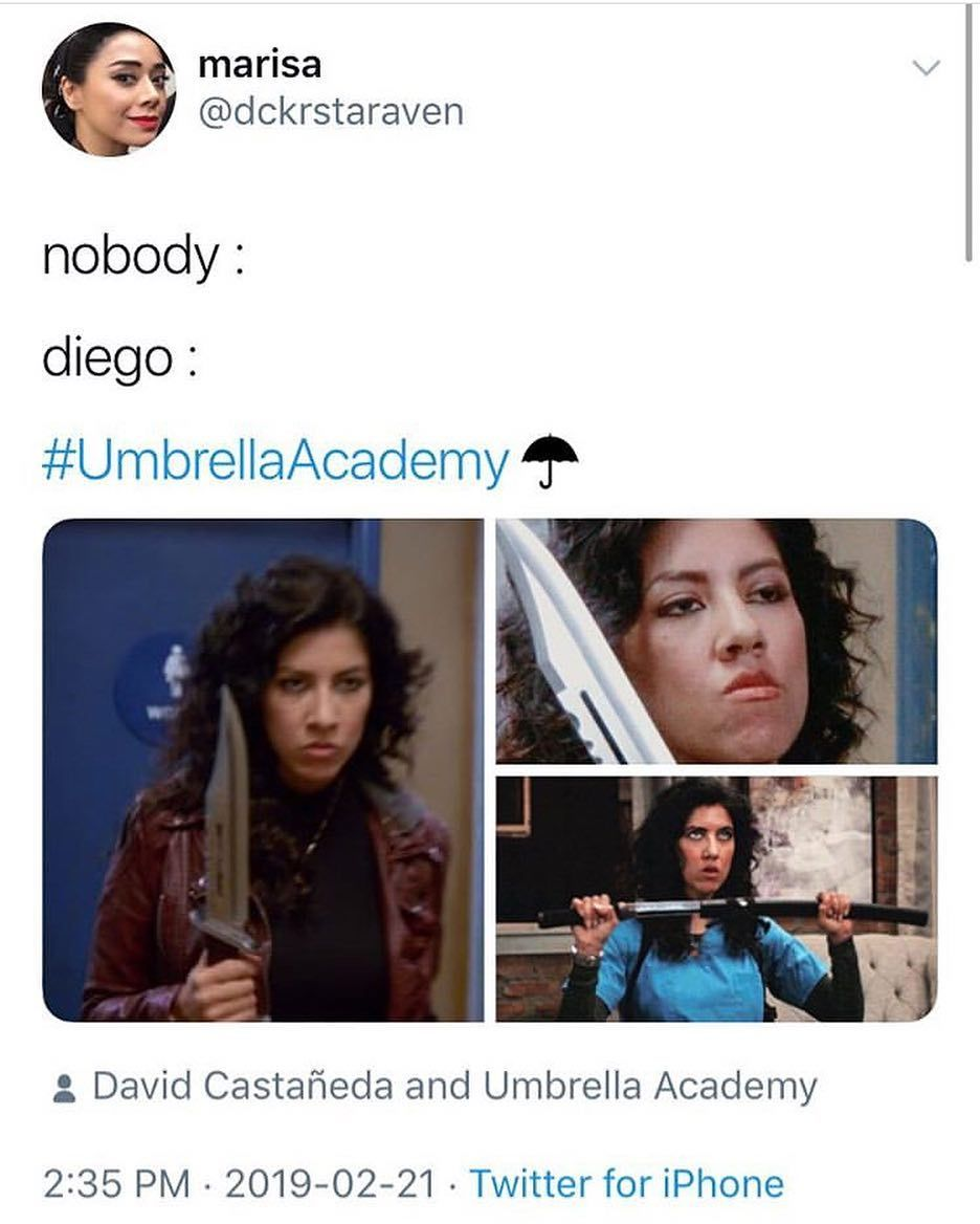 The Umbrella Academy Funny Umbrella Umbrella Academy