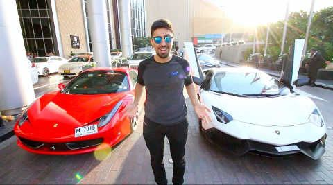 Mo Vlogs Traded My Ferrari For A Lamborghini Rich Kids Mo
