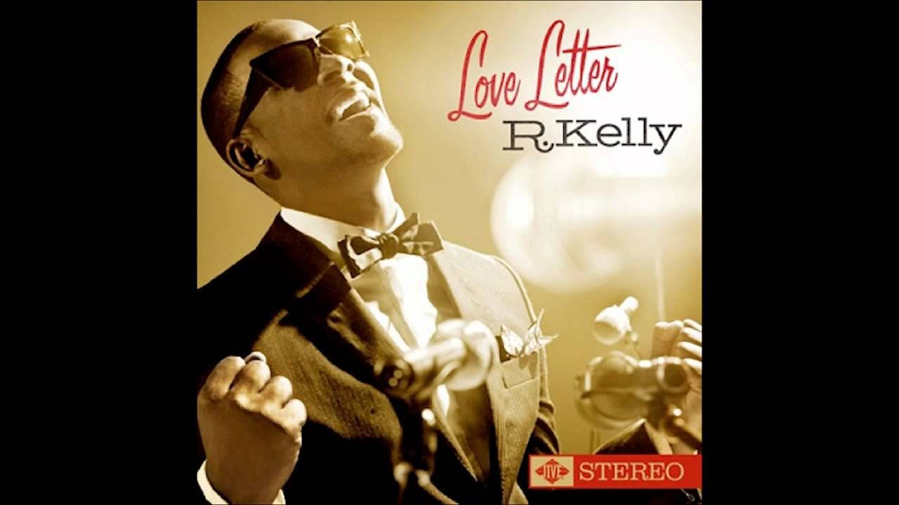 R  Kelly - When A Woman Loves (Free Album Download Link) Love Letter