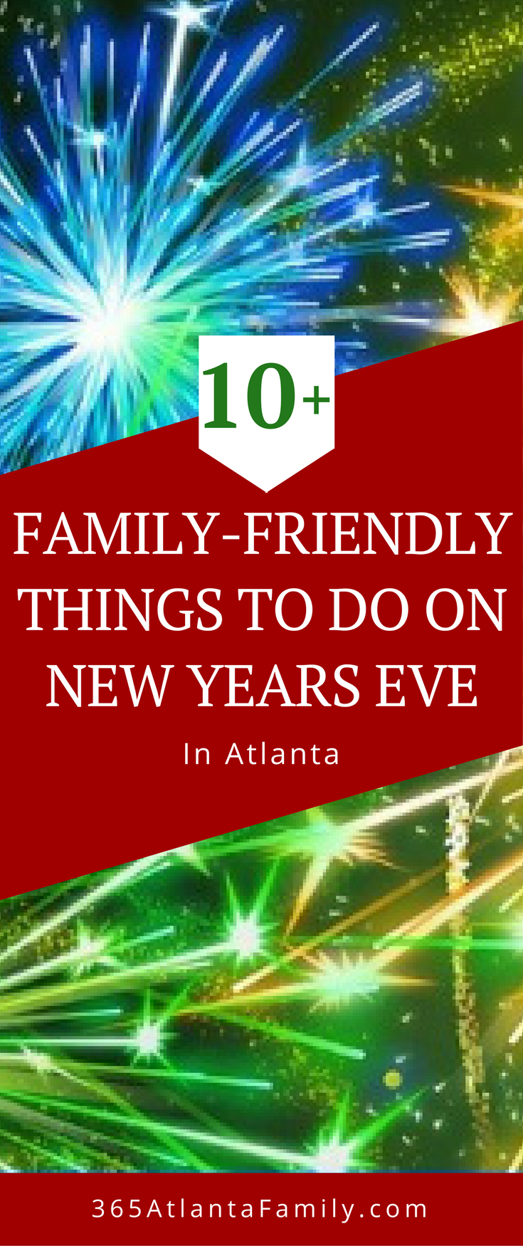 10+ Familyfriendly Things to do on New Years Eve in