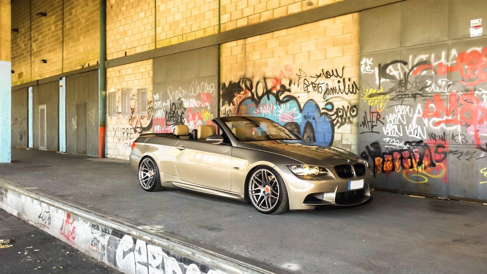 #BMW #E92 #M3 #Convertible