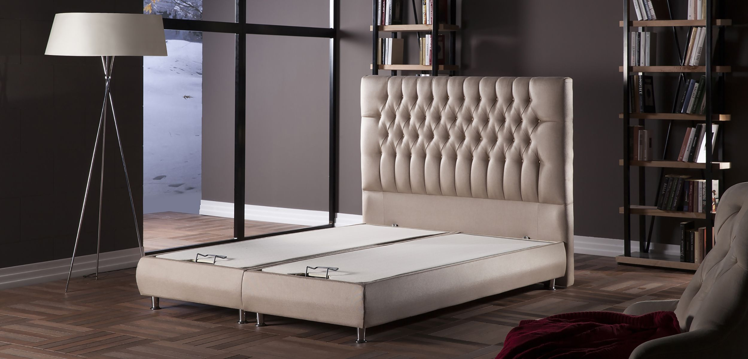 Prince Storage Bed Queen Size King Storage Bed Storage Bed