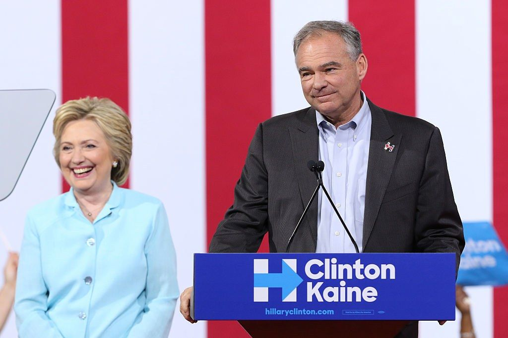 Why Tim Kaine's Stance on Abortion Scares Me