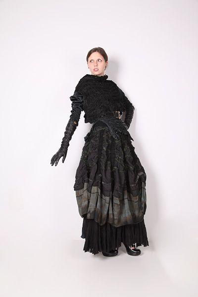 Aproximat by Tatiana Palnitska - Art to Wear Originals - browse