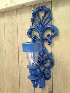 Photo of Solar light decor #Decor #Light #solar #solar light crafts garden art