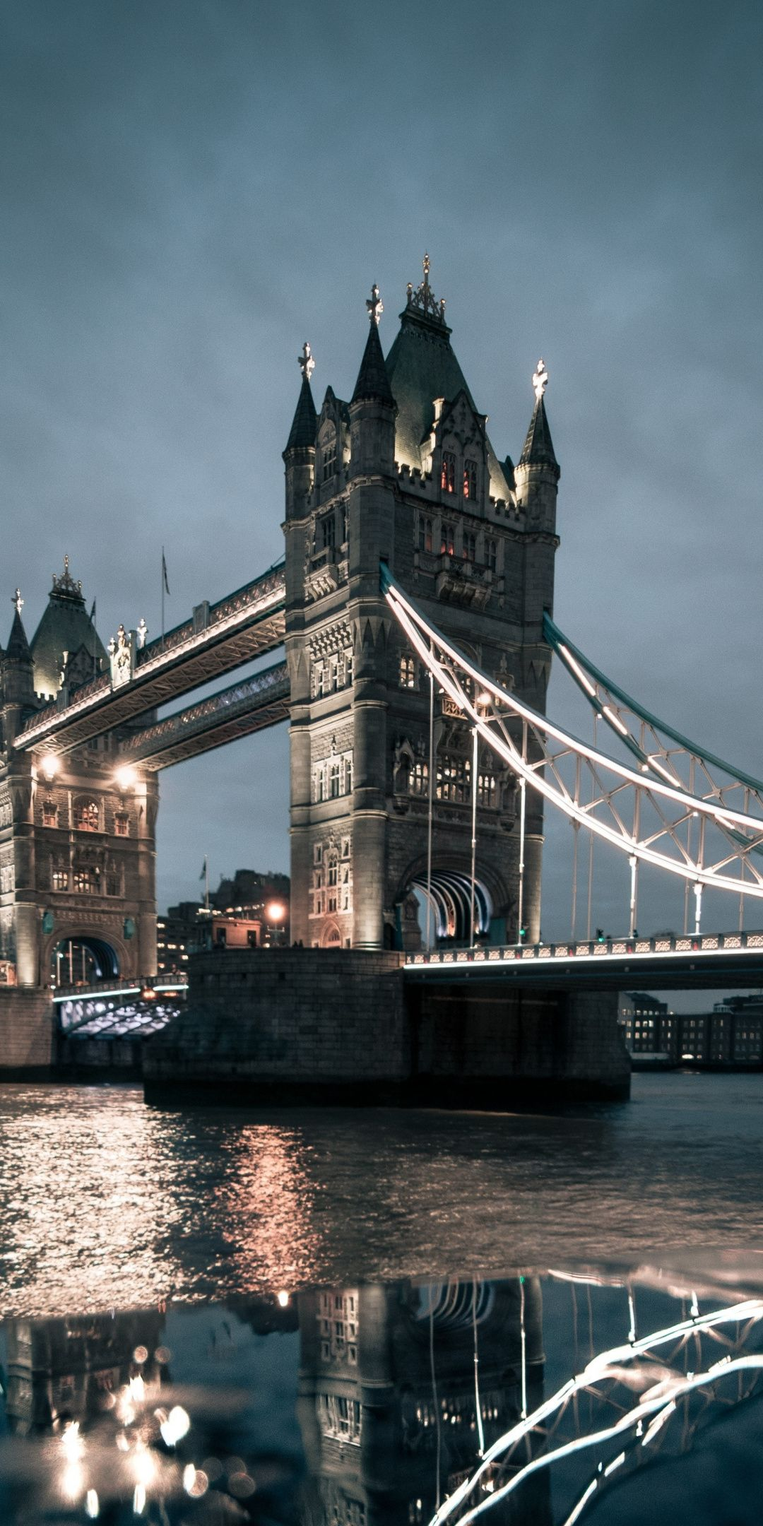 London Tower Bridge Night City 1080x2160 Wallpaper London Wallpaper Bridge Wallpaper London Dreams Aesthetic wallpaper city london