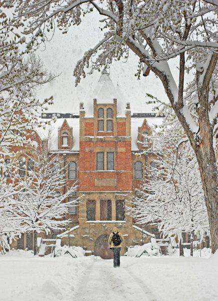 Getting into CU-Boulder Grad School?