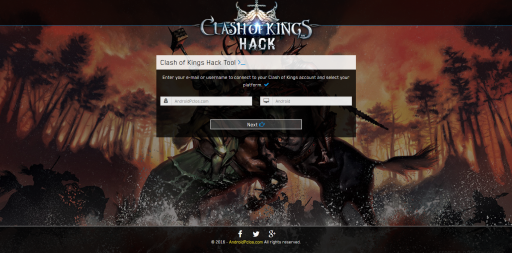 Clash of Kings Hack / AndroidPciOS com | Clash of Kings Hack