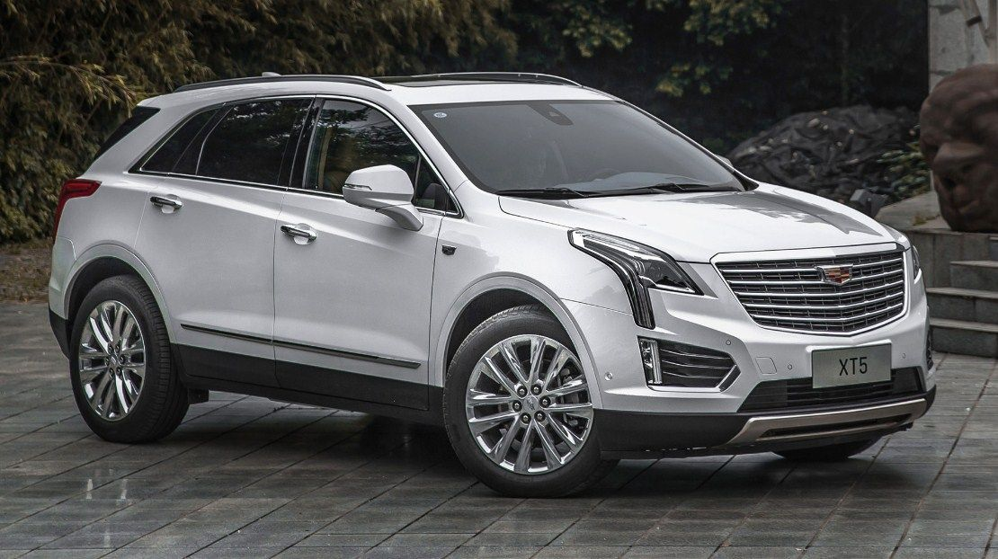 2019 cadillac xt5. Black Bedroom Furniture Sets. Home Design Ideas
