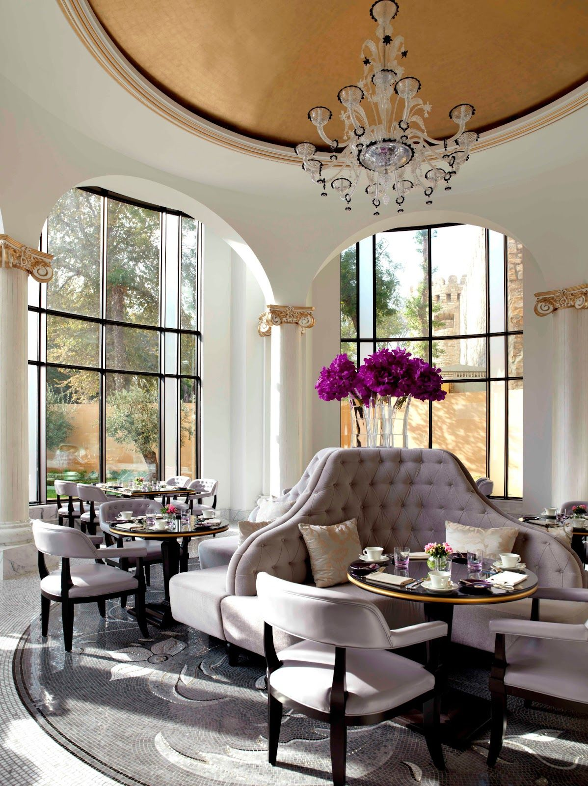 Hotel Rooms Interior Design: Four Seasons Hotels Unveil New Property In Baku