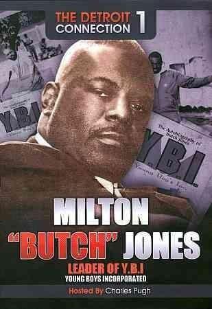 Milton 'Butch' Jones: Detroit Connection 1