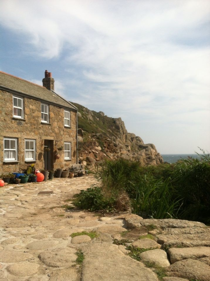 Penberth fisherman's cottage