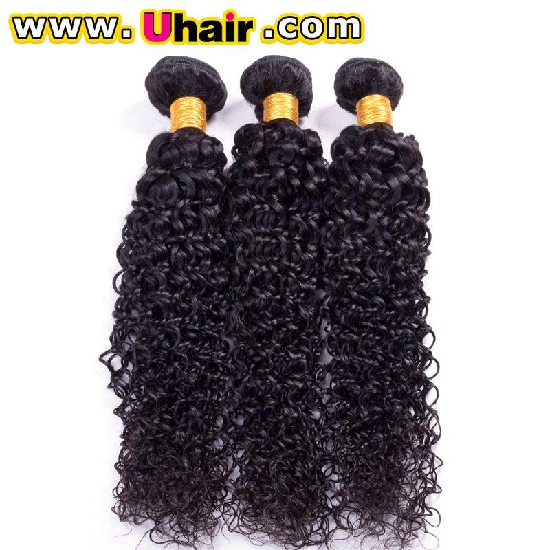 Top Quality Brazilian Hair Weave Bundles100 Virgin Human Hair