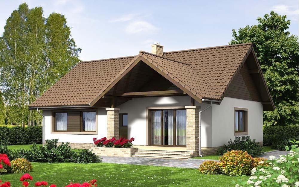 Wizualizacja Mokka 4 2 House Design House Plans Exterior Design