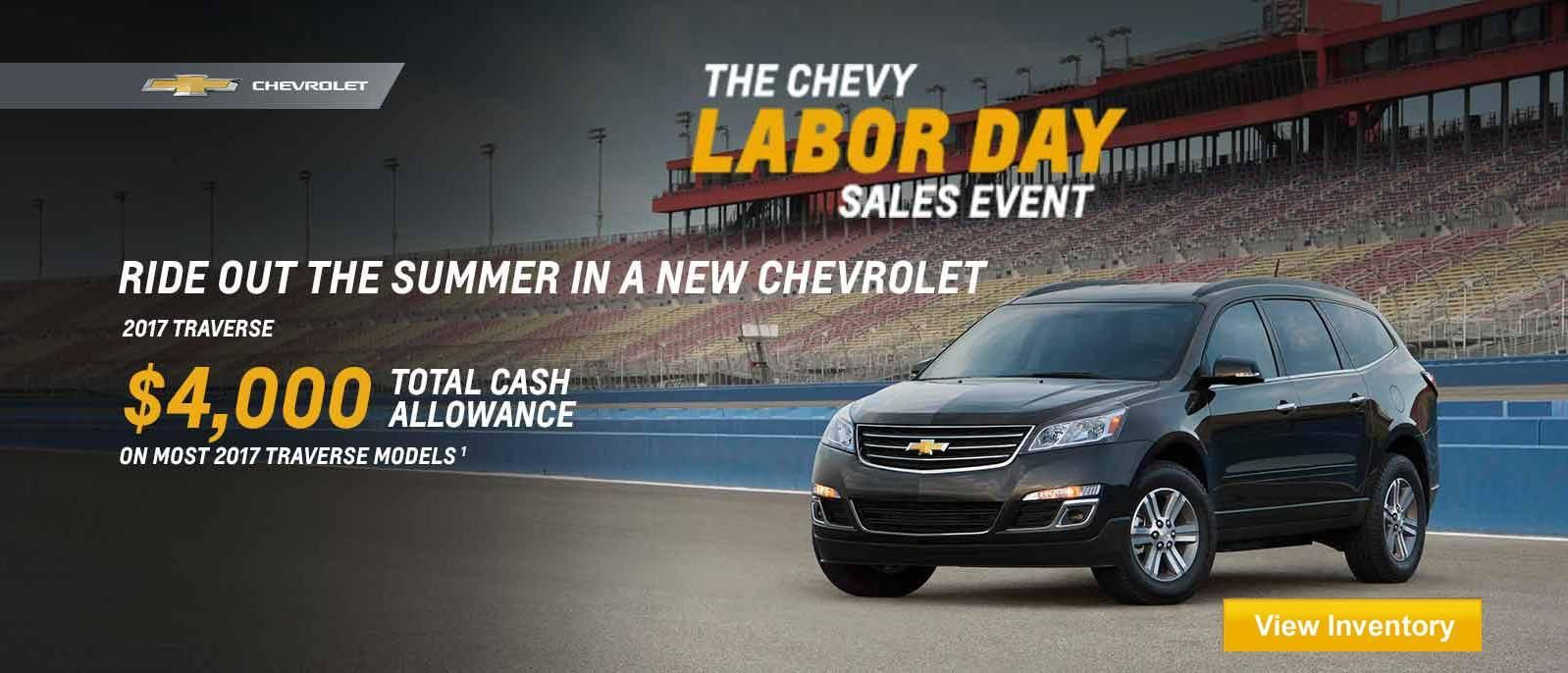 2017 Traverse Chevrolet 2017 Chevy Chevrolet