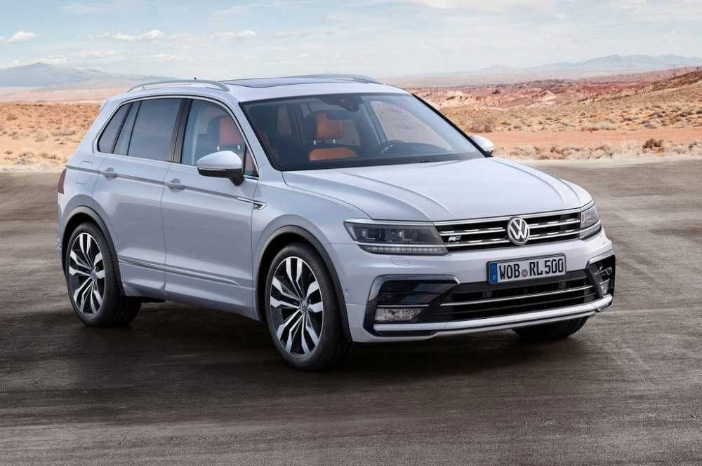 2018 Volkswagen Tiguan R Release Date Price Interior Redesign Exterior Colors Changes Specs