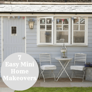 quick home makeover