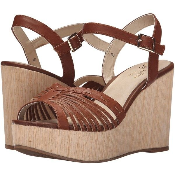 Seychelles Mind Women's Wedge Shoes ($100) ❤ liked on Polyvore featuring  shoes, sandals