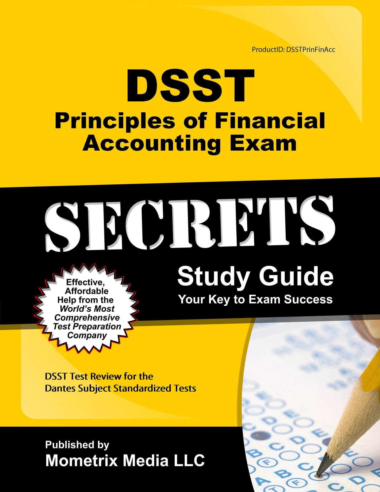 DSST Principles of Financial Accounting Exam Study Guide  http://www.mo-media.com/dsst/ #dsst
