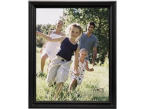 Mcs 10x13 Solid Wood Value Frame Picture Frames Brown Picture Frames Picture On Wood