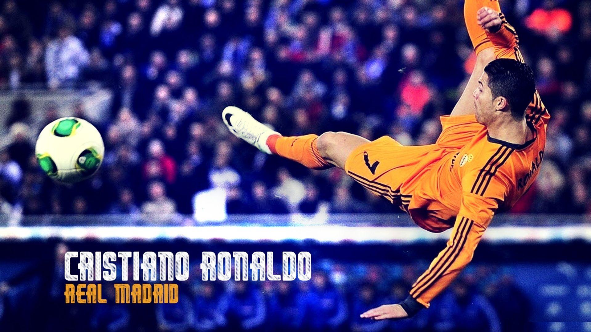 Cristiano Ronaldo Bicycle Kick Wallpaper Cristiano Ronaldo
