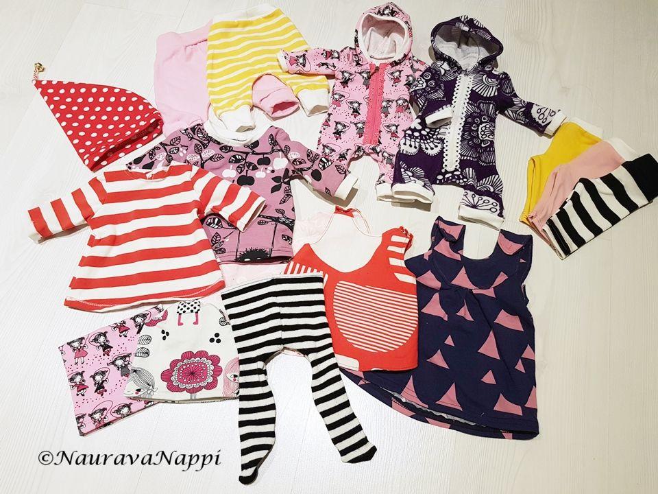 1f5644ecfc18 baby born vaatteet nukenvaatteet kaavat