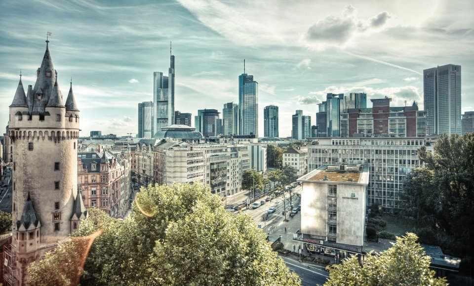 Hessen, meine Heimat....Frankfurt!