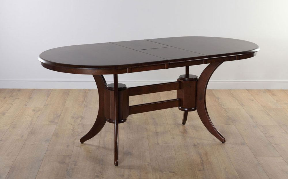 Diy Oval Dining Table 9548