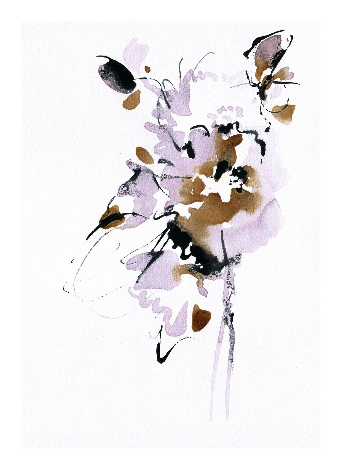 flower painting 144b | by Lesska