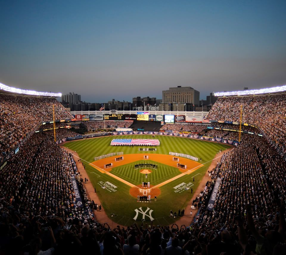35 MLB Stadium Wallpapers Download at WallpaperBro