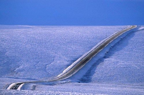 James Dalton Highway Alaska Most Dangerous Roads In The World - The 10 scariest roads in the world