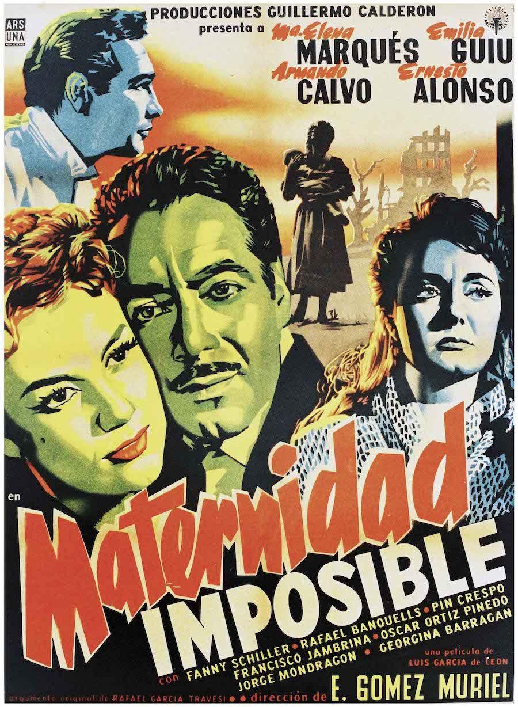 Pin En Cine Mexicain
