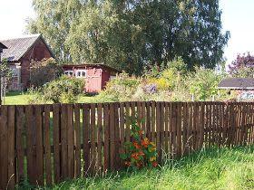 24 Meter Zaun Wollten Gebaut Werden Ich Habe Naturlich Nach