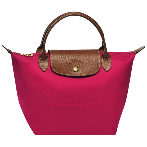 d988c4a70b9 Bolso de mano S - LE PLIAGE - Bolsos - Longchamp - Rosa - Longchamp  International
