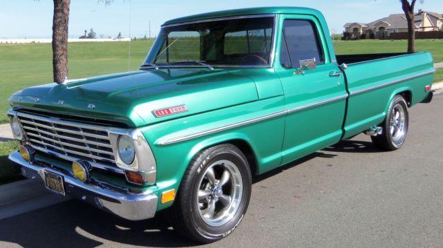1967 Ford F100 Custom Cab 2 Owner 104 977 Orig Miles Barn Find California F100 Classic Ford Trucks Ford Trucks Classic Trucks