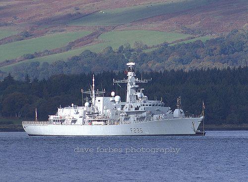 F235 Hms Monmouth Royal Navy Frigates Monmouth Royal Navy