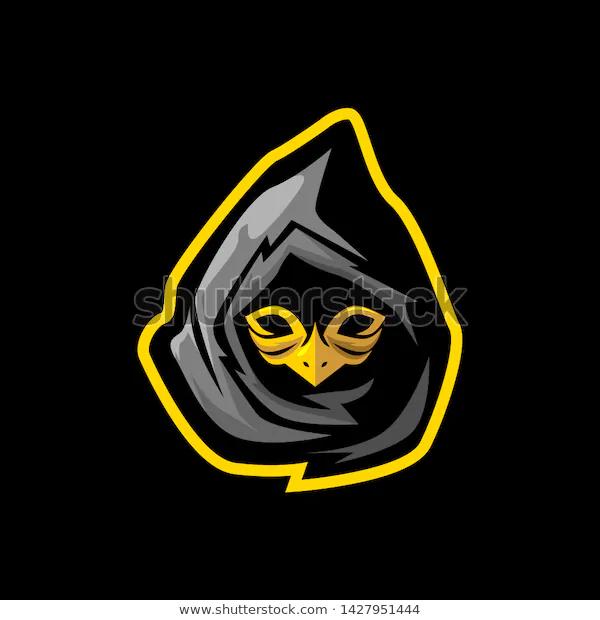 Ninja Bird Mask E Sports Logo Stock Vector Royalty Free 1427951444 Bird Masks Sports Logo Ea Sports Logo