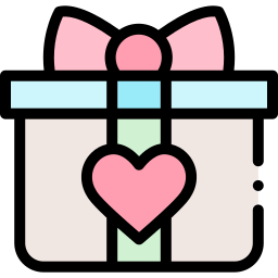 Gift Box Free Vector Icons Designed By Freepik In Doodle People Vector Icon Design Icon