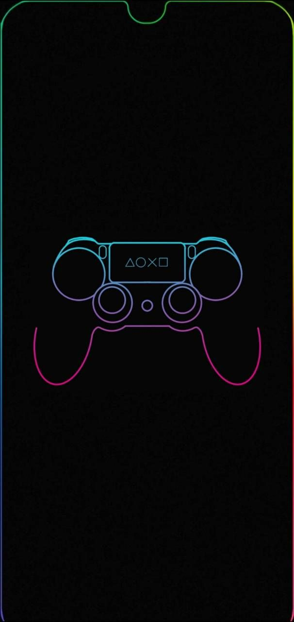 Notch gota joystick wallpaper by adrianpro28 - 36 - Free on ZEDGE™