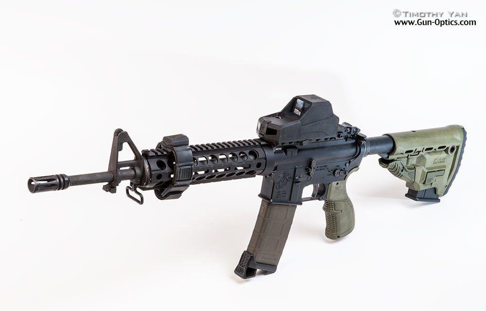 Hartman MH1 Reflex Sight is now available - Guns & Tech