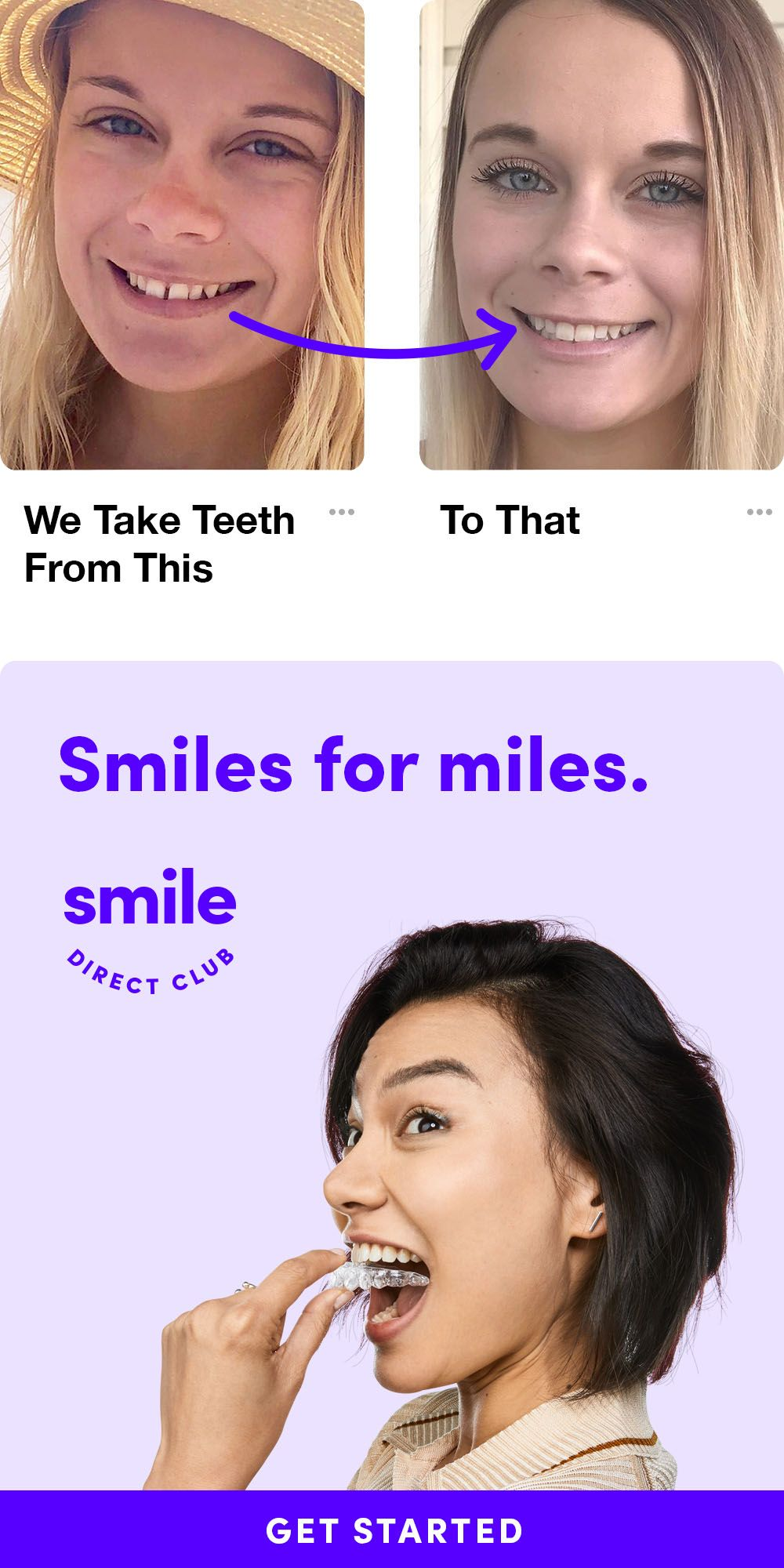 how to get straight teeth fast